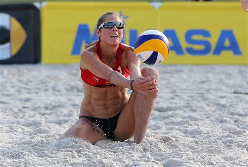 Especial. Huge nude volleyball player question